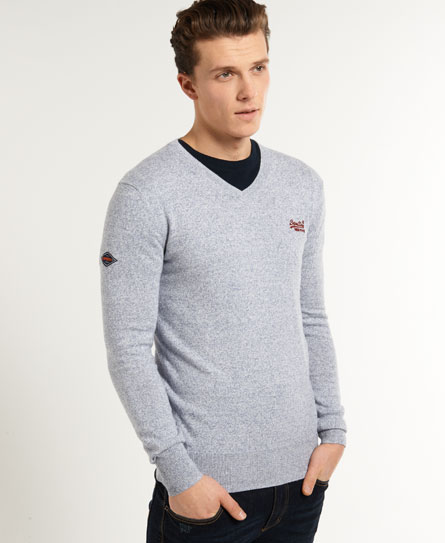 Superdry Orange Label Vee Neck