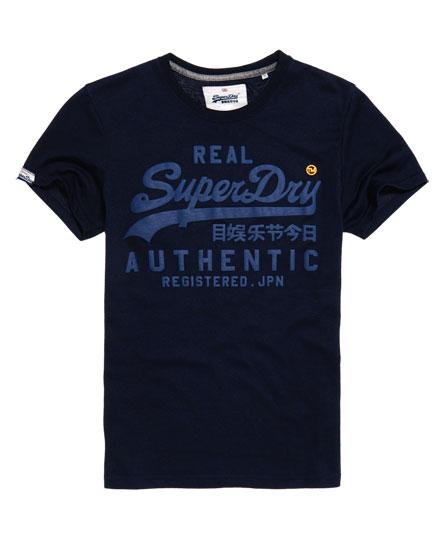 Vintage lleva camisetas