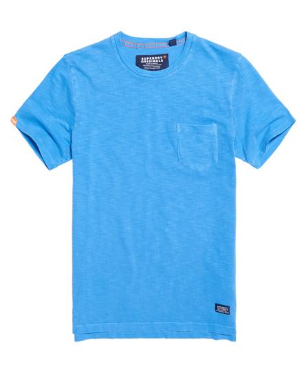 Superdry Originals T-Shirt mit Tasche