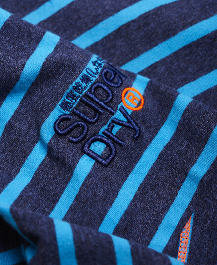 Superdry Classic Stripe Pocket T-shirt