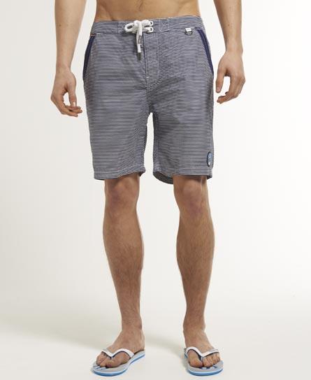 Superdry Beach Hut Shorts Navy