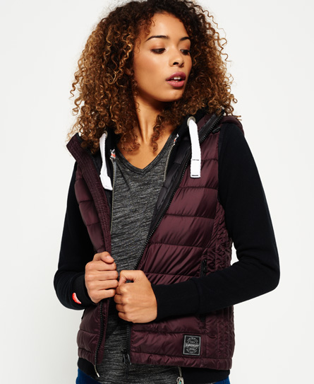 Se Superdry Superdry Core Luxe vest ved SuperDry