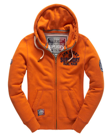 superdry core appliqu kapuzenjacke herren hoodies. Black Bedroom Furniture Sets. Home Design Ideas