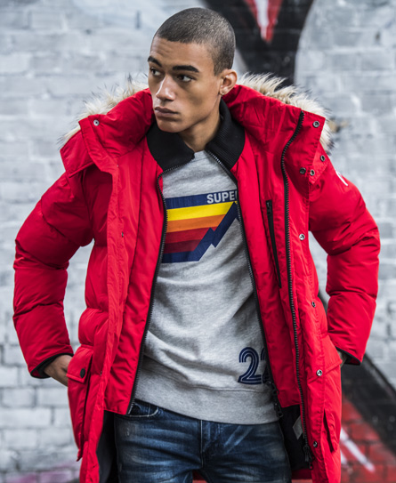 Superdry Superdry SD Expedition parka
