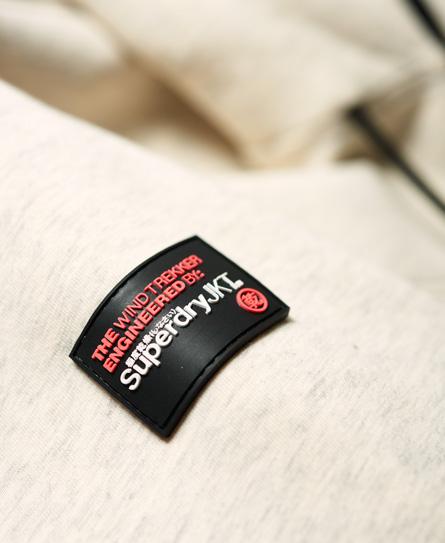 Superdry Pehmeä hupullinen Mountain SD-Windtrekker -takki