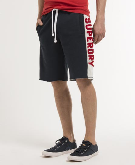 Superdry Classic Circuit Shorts Navy