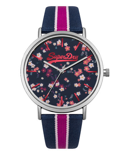 Oxford Ditsy Floral Watch