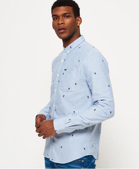 Superdry Superdry Ultimate Oxford skjorte