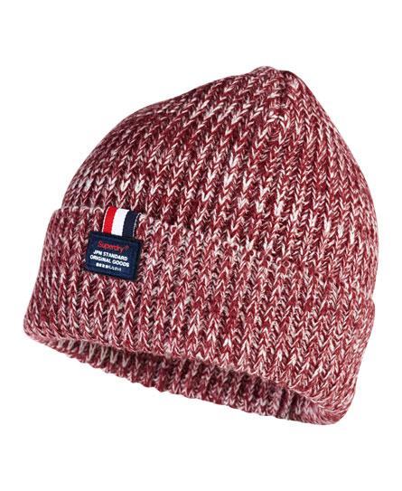 波特色 Superdry Stockholm针织圆帽