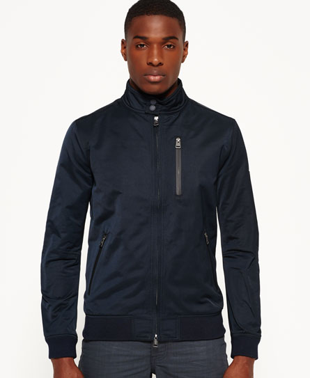 superdry blouson bombardier ie sport homme idris vestes et manteaux. Black Bedroom Furniture Sets. Home Design Ideas
