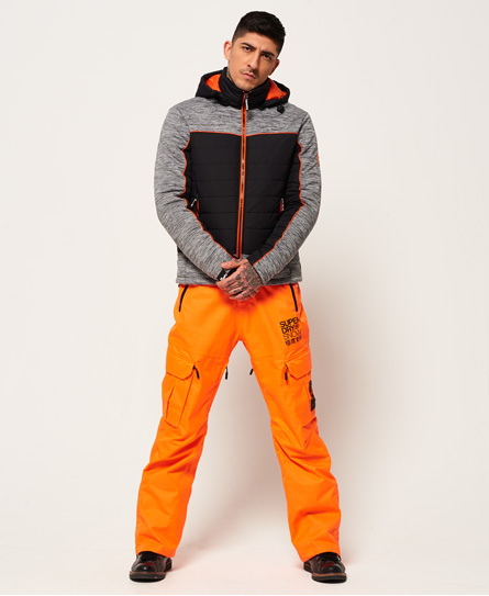Superdry Hybrid Snow Terrain Jacket