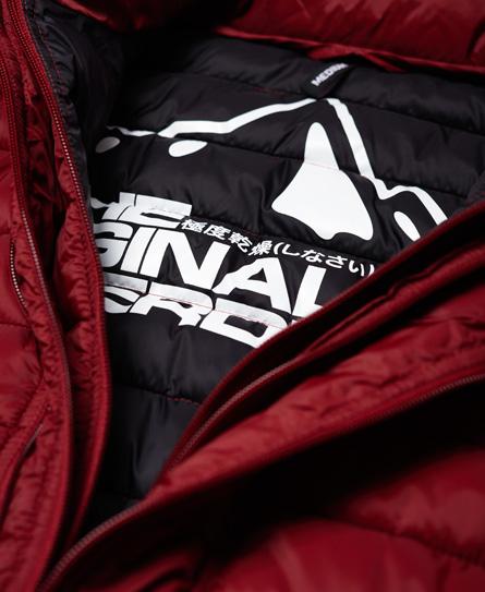 Superdry SD-X Fuji Triple Zip Jacket