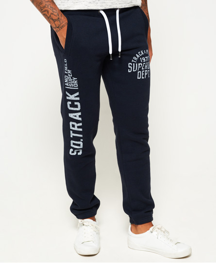 Se Superdry Superdry Tracksters joggers ved SuperDry