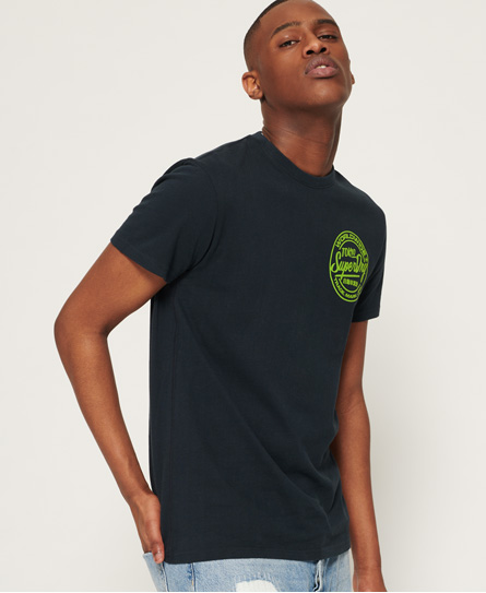 Superdry Ticket Type Box Fit T-shirt