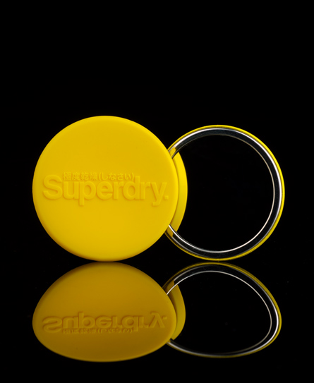 Superdry Mirror Yellow