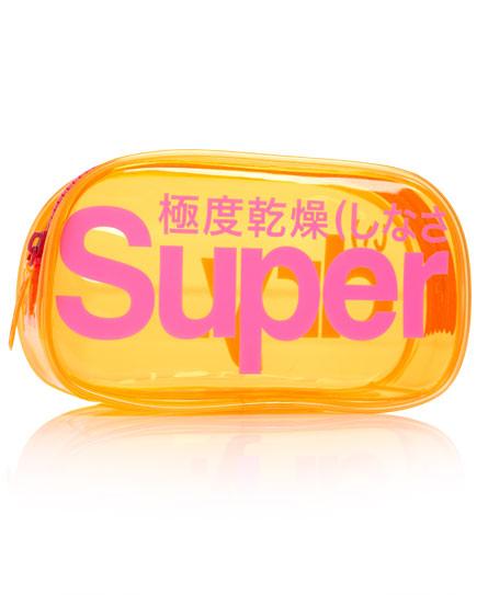 Superdry Neon Bag Orange