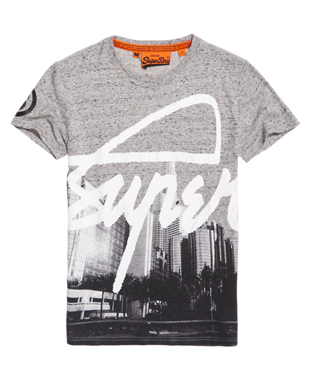 Superdry Superdry Crew City T-shirt