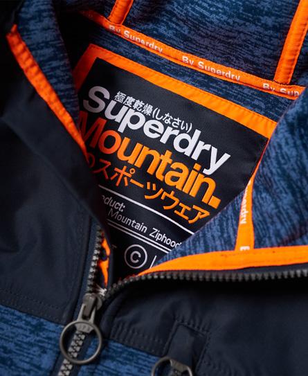 Superdry Storm Mountain Zip Hoodie