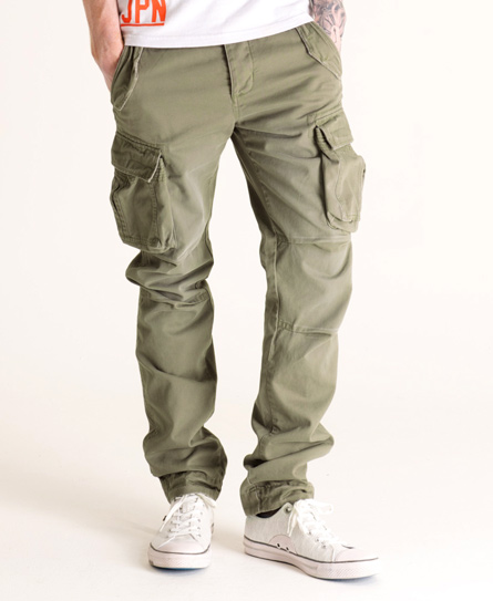 Superdry Commodity Cargo Pants Khaki/olive
