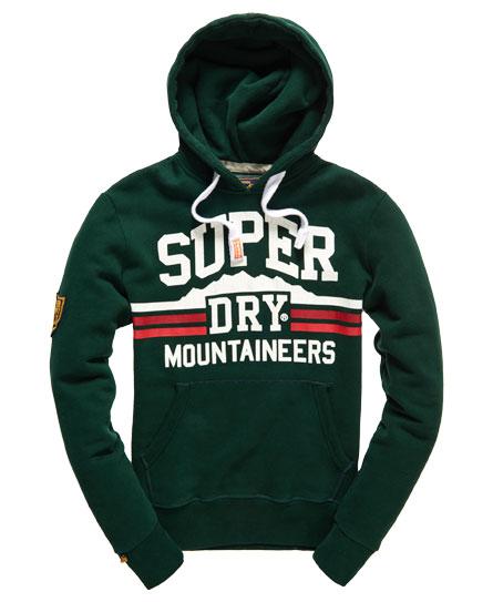 superdry mountaineers hoodie herren hoodies. Black Bedroom Furniture Sets. Home Design Ideas