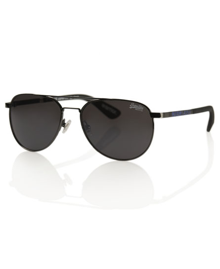 Superdry Warrior Sunglasses Black