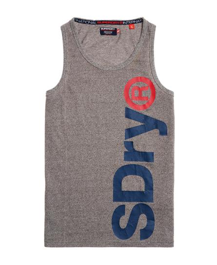 International Registered hemd