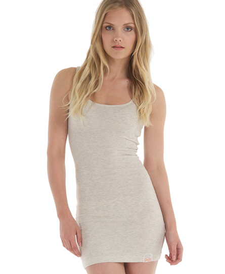 Superdry Vest Dress Grey