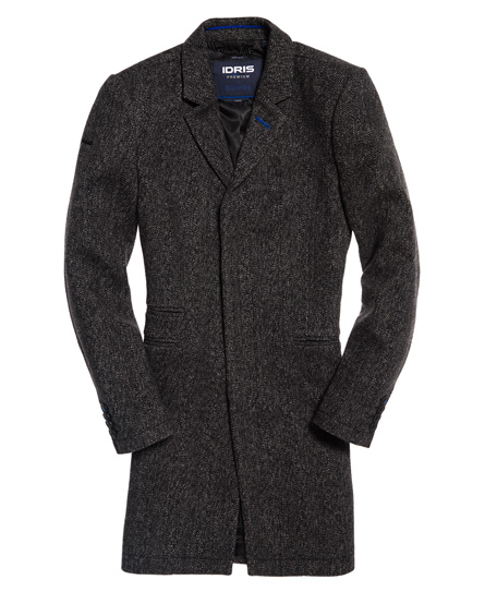 Superdry IE Iconic City Slim Coat