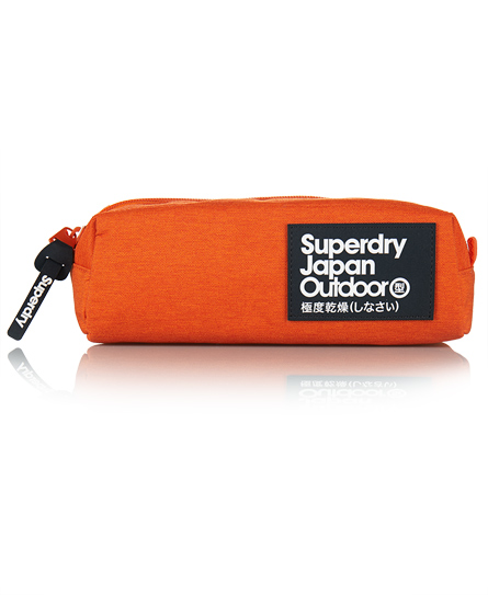 Superdry Pencil Case Orange