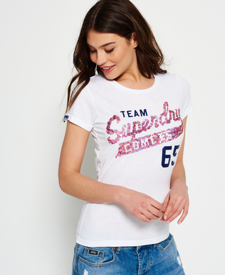 womens t shirts stylish t shirts for women superdry. Black Bedroom Furniture Sets. Home Design Ideas