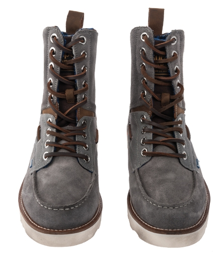 Superdry Hanbury Boots Light Grey