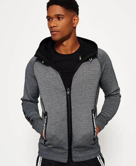 Gym Tech Zip Hoodie