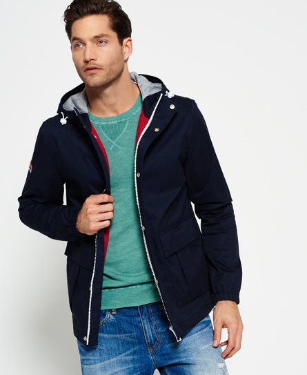 Superdry New York Harbour Coat