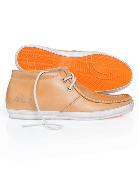 Superdry Fluke Shoe Beige