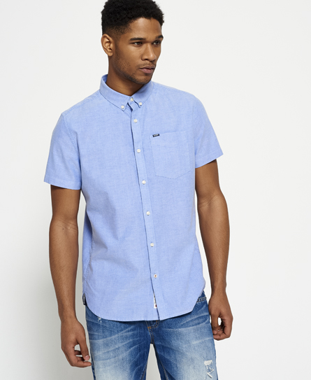 Superdry Superdry Ultimate Oxford skjorte