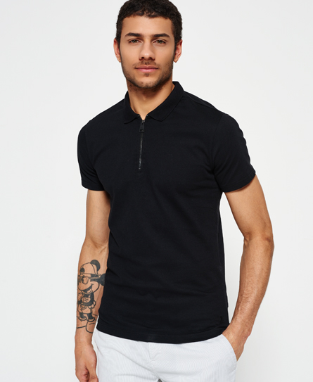 Superdry IE Zip Polo Shirt
