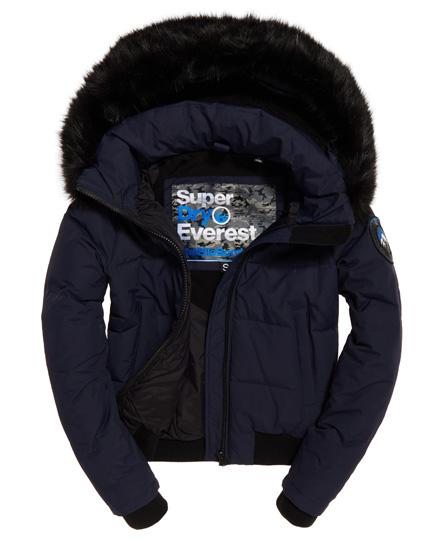 Superdry Everest Ella Bomberjacke