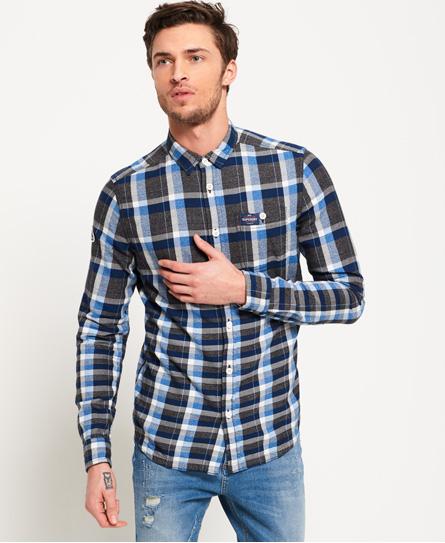 Superdry Superdry Engineered Rookie skjorte