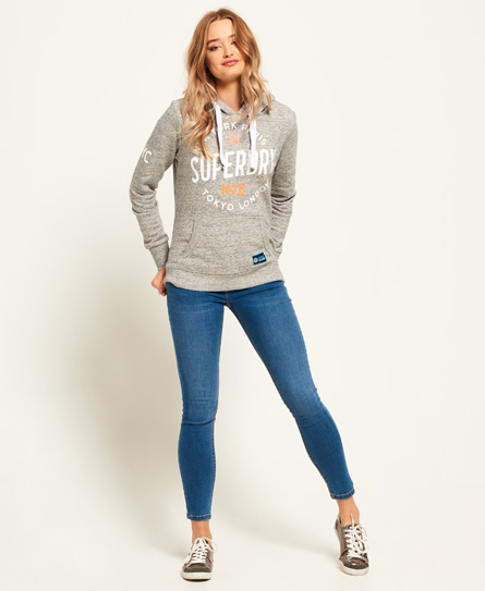 Superdry City Of Dreams Hoodie