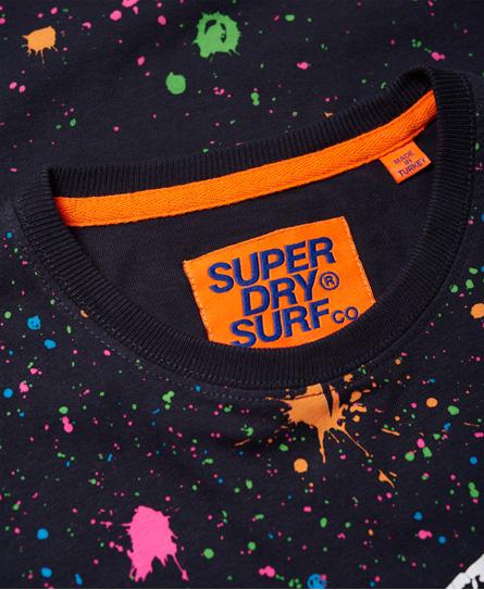 Superdry Crew Paint Splat T-Shirt