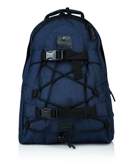 Superdry Surplus Backpack Blue