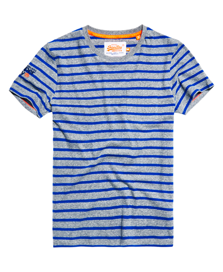 Superdry Classic Stripe Pocket T-Shirt