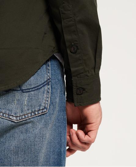 Superdry Rookie Long Sleeve Shirt