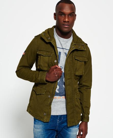 Rookie Military Jacket