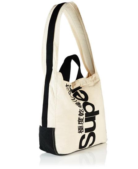 Superdry Super Canvas Tote Bag