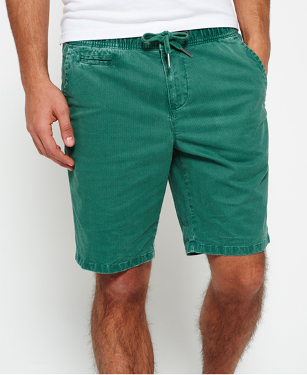 hounds ocean emerald Superdry International Sunscorched Beach Shorts