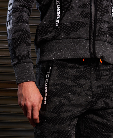 Superdry Pantalón corto slim fit Gym Tech