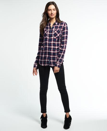 Super Classic Boyfriend Shirt Superdry Wholesale Price Cheap Online cQtozA6
