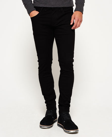 black ink Superdry Skinny Jeans