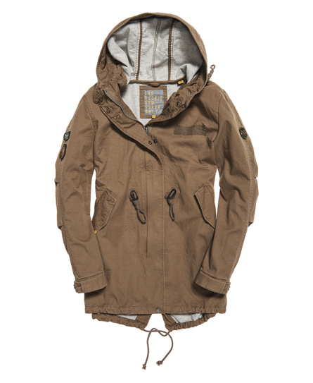 Bonded Rookie Parka Superdry aI1f59